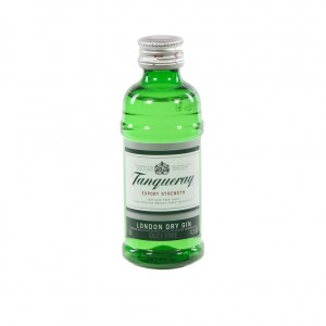 Tanqueray Dry Gin PET  5 cl