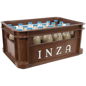 Inza Chocomelk  Magere  20 cl  Bak 24 st