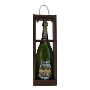 Tripel Karmeliet Houten Kist Geschenk  1,5 liter
