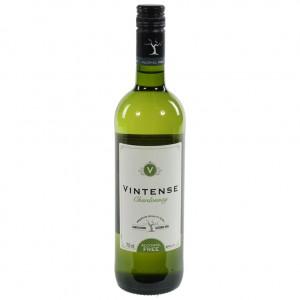 Vintense 0%  Chardonnay  75 cl   Fles