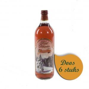 Winternacht gluhwein Rose  1 liter  Doos  6 st