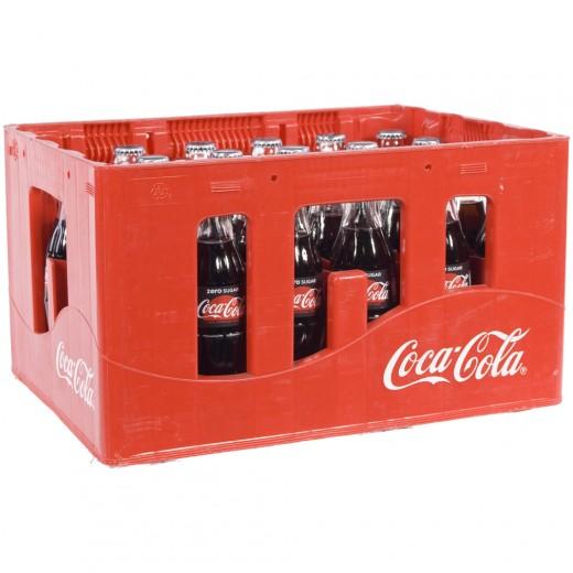 Coca Cola  Zero  20 cl  Bak 24 st