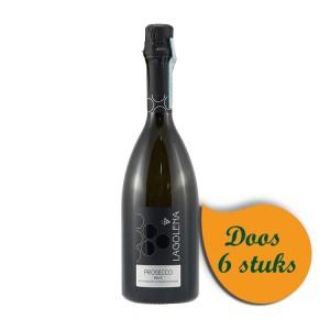 Lagolena Prosecco 11.5%  75 cl  Doos  6 st