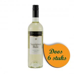 Vila Alegria Sauvignon Blanc  Wit  75 cl  Doos  6 st