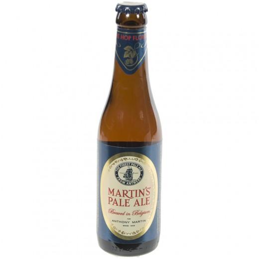 Martin's Pale Ale  Amber  33 cl   Fles