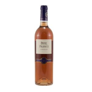 Brise de France VDP d' Oc Grenache Syrah 12.5%  Rose  25 cl   Fles