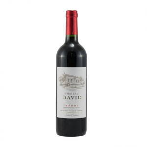 Chateau David  Rood  75 cl   Fles