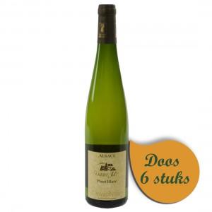 Alsace Pinot Blanc  Wit  75 cl  Doos  6 st