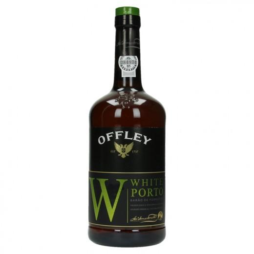 Offley porto  White  75 cl   Fles