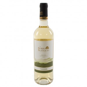 Gaston Bories Viognier  Wit  75 cl   Fles