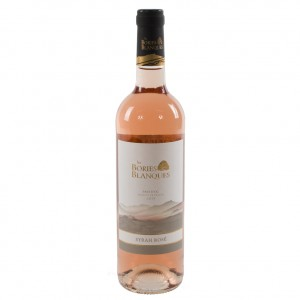 Gaston Bories Syrah Rose  Rose  75 cl   Fles