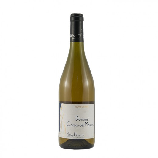 Macon Villages Domaine Pierreclos  Wit  75 cl   Fles