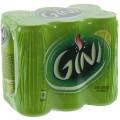 Gini  Regular  33 cl  Blik  6 pak