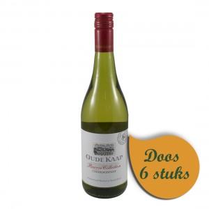 Oude Kaap Chardonnay Reserve  Wit  75 cl  Doos  6 st