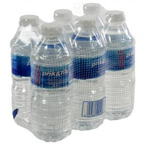 Prik & Tik Aurele bronwater pet  Plat  50 cl  Pak  6 st