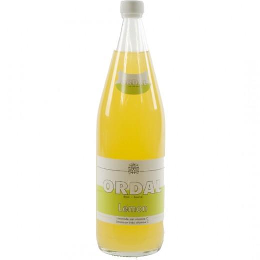 Ordal limonade  Lemon  1 liter   Fles
