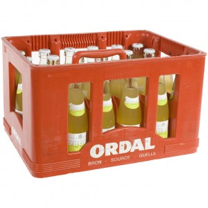 Ordal limonade  Lemon  20 cl  Bak 24 st