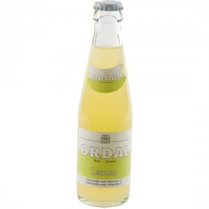 Ordal limonade  Lemon  20 cl   Fles