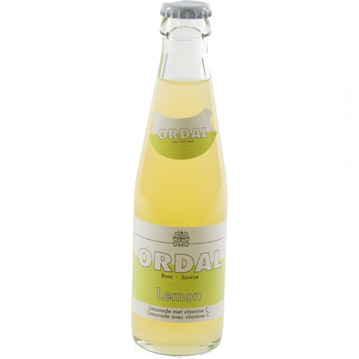 Ordal limonade  Lemon  20 cl   Fles