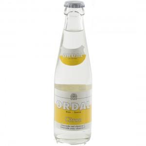 Ordal limonade  Citroen  20 cl   Fles