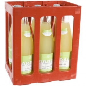 Ordal limonade  Agrum Fit  1 liter  Bak  6 fl