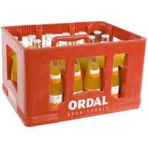 Ordal limonade  Orange  20 cl  Bak 24 st