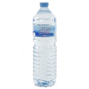 Prik & Tik Aurele bronwater pet  Plat  1,5 liter   Fles