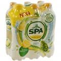 Spa limonade PET  Lemon / Cactus  50 cl  Pak  6 st