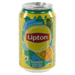 Lipton BLIK  Mango  33 cl  Blik