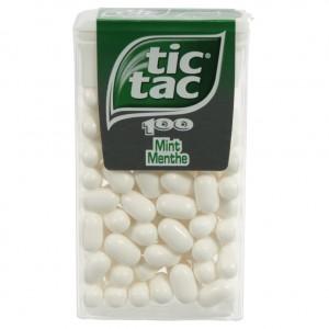 Tic Tac 100  Munt