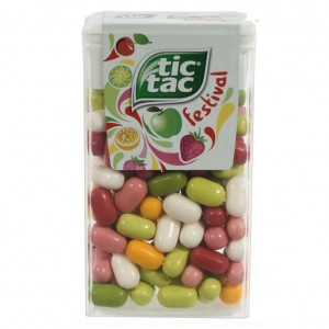 Tic Tac 100  Six in a Mix