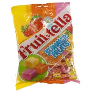 Fruit-tella Zomerfruit  250 g