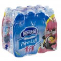 Nestle pure Life PET  Plat  33 cl  Pak 12 st