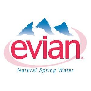 Evian PET  Plat  75 cl sportdop  Pak 12 st