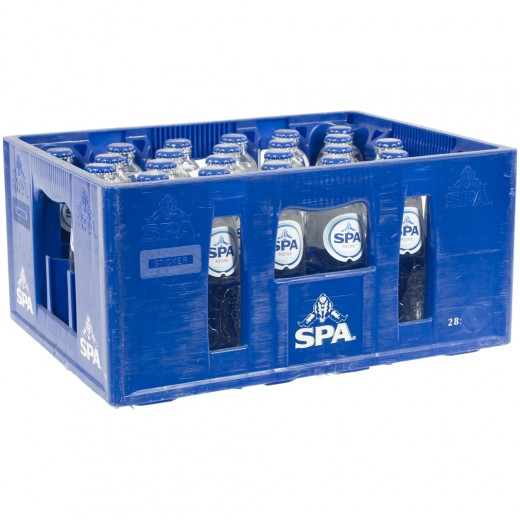 Spa water  Plat  25 cl  Bak 28 st