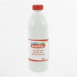 Stabilac Melk PET  Volle  1 liter   Fles