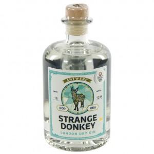 Strange Donkey Gin 40%  50 cl
