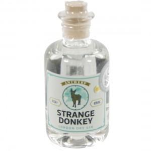Strange Donkey Gin 40%  10 cl