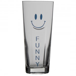 Funny glas