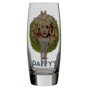 Daffy's Manor Highball Glas