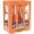 Prik & Tik water  Plat  1 liter  Bak  6 fl