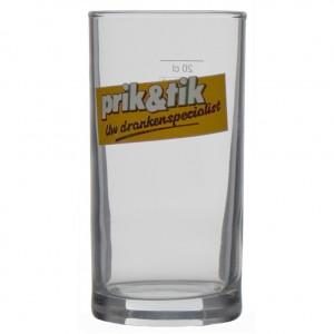 Prik en Tik glazen 40 st