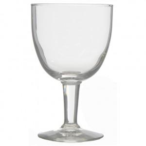 Blanco trappist glazen 15 st