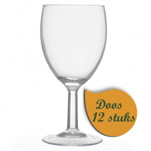 Wijnglas Savoie  19 cl  Doos 12 st