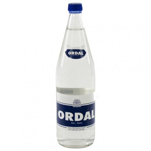 Ordal water  Plat  1 liter   Fles