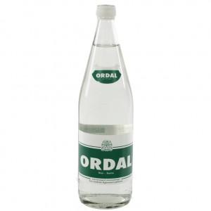 Ordal water  Soft Bruis  1 liter   Fles