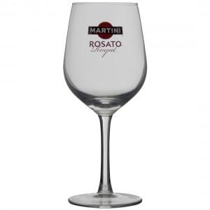 Martini Rosato glas