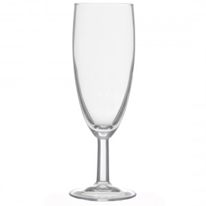 Champagnefluit glazen 17cl  Bak 40 st