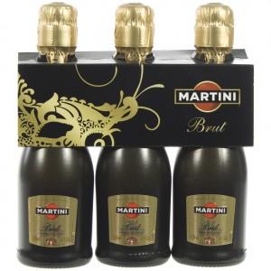 Martini Brut  Brut  20 cl  Clip 3 fl