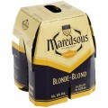 Maredsous  Blond  33 cl  Clip 4 fl